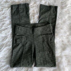Athleta Women's Pants Gray heathered XS